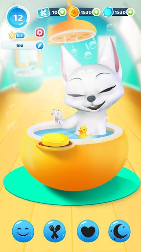 Inu the cute Shiba – virtual pup games v6 screenshots 2