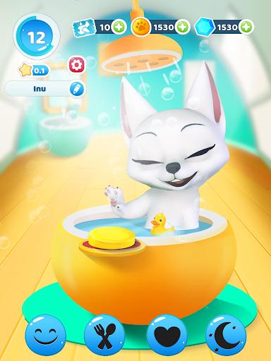 Inu the cute Shiba – virtual pup games v6 screenshots 4