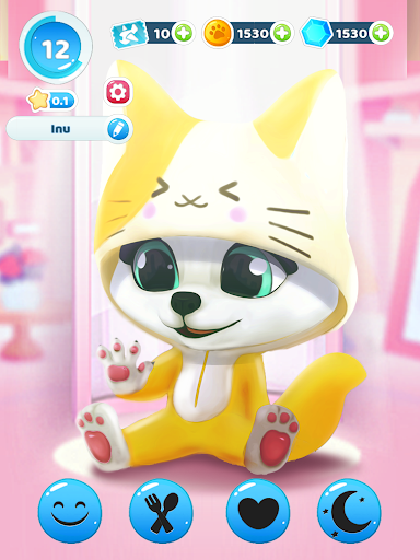 Inu the cute Shiba – virtual pup games v6 screenshots 5