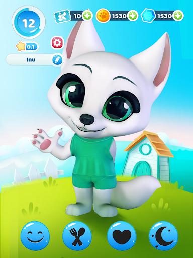 Inu the cute Shiba – virtual pup games v6 screenshots 7