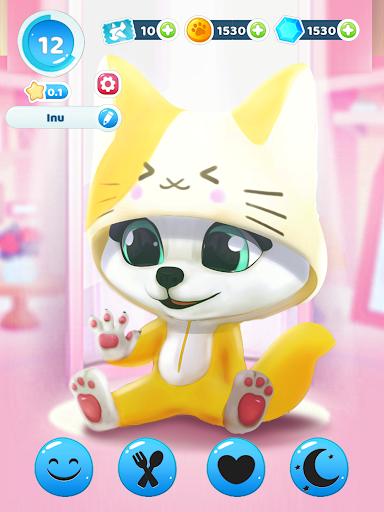Inu the cute Shiba – virtual pup games v6 screenshots 9
