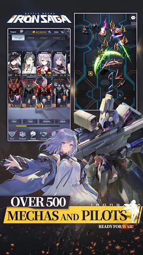 Iron Saga Epic Robot Battler v2.34.3 screenshots 10