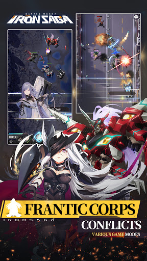 Iron Saga Epic Robot Battler v2.34.3 screenshots 11