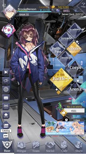 Iron Saga Epic Robot Battler v2.34.3 screenshots 6