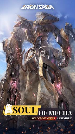 Iron Saga Epic Robot Battler v2.34.3 screenshots 7