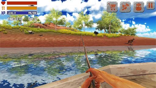 Island Is Home Survival Simulator Game v2.1 screenshots 14