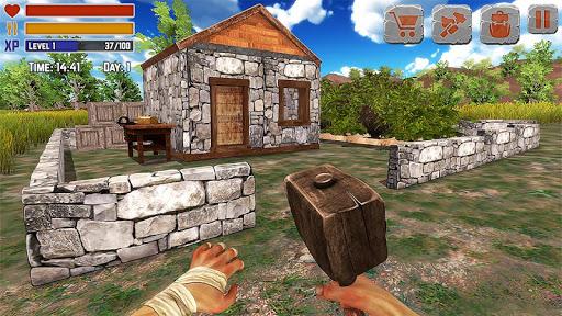 Island Is Home Survival Simulator Game v2.1 screenshots 17