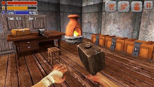 Island Is Home Survival Simulator Game v2.1 screenshots 2