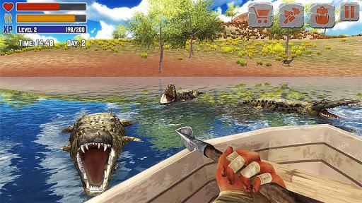 Island Is Home Survival Simulator Game v2.1 screenshots 6