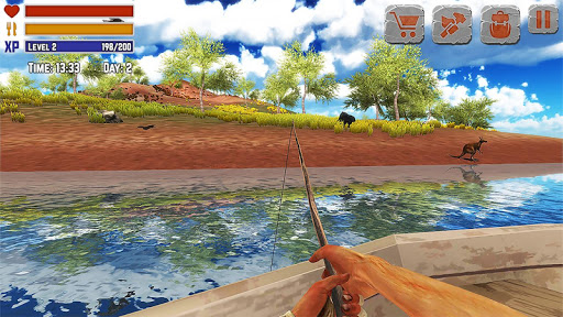 Island Is Home Survival Simulator Game v2.1 screenshots 8