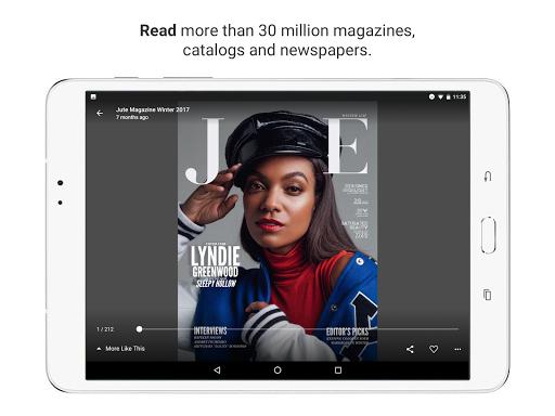 Issuu – Create amp Discover Stories v5.46.3 screenshots 11