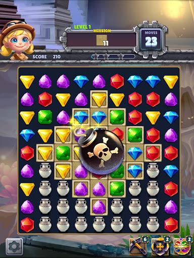 Jewel Hunter Lost Temple v1.3.2 screenshots 16