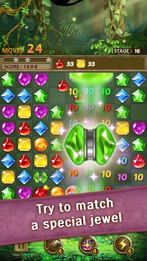 Jewels Jungle Match 3 Puzzle v1.9.1 screenshots 19