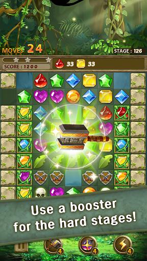 Jewels Jungle Match 3 Puzzle v1.9.1 screenshots 5