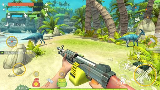 Jurassic Island 2 Lost Ark Survival v1.2.1 screenshots 6