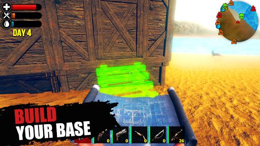 Just Survive Ark Raft Survival Island Simulator v2.6.1 screenshots 2