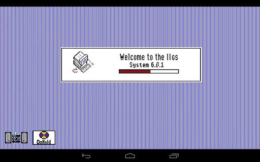 KEGS IIgs Emulator v0.71beta screenshots 2