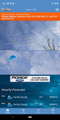 KHQA Weather v5.2.500 screenshots 1