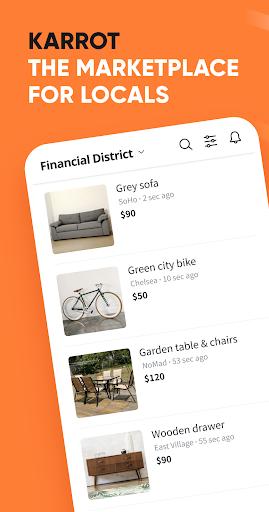 Karrot – Buy amp sell locally v6.2.0 screenshots 1