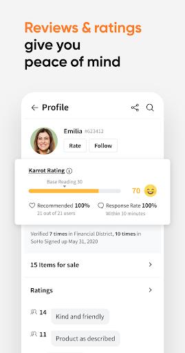 Karrot – Buy amp sell locally v6.2.0 screenshots 4