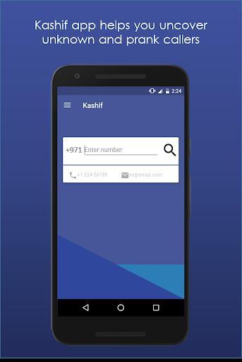 Kashif – Best Caller IDIdentify Unknown Caller v1.1.5 screenshots 1