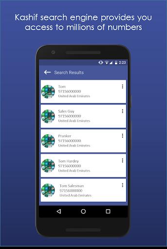 Kashif – Best Caller IDIdentify Unknown Caller v1.1.5 screenshots 2