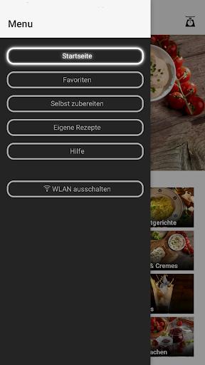 Kchenmaschine mit Kochfunktion KM2017Wi v1.1.4 screenshots 2