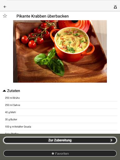 Kchenmaschine mit Kochfunktion KM2017Wi v1.1.4 screenshots 4