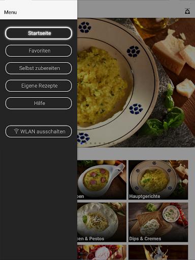 Kchenmaschine mit Kochfunktion KM2017Wi v1.1.4 screenshots 7