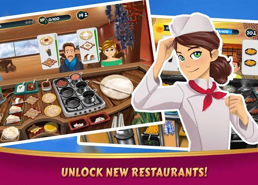 Kebab World – Chef Kitchen Restaurant Cooking Game v1.18.0 screenshots 13