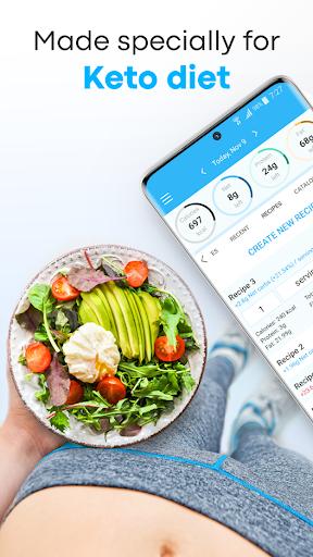 Keto.app – Keto diet tracker v4.4.2 screenshots 2