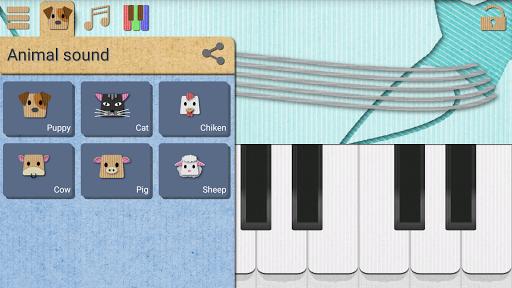 Kids Animal Piano v1.0.4 screenshots 4