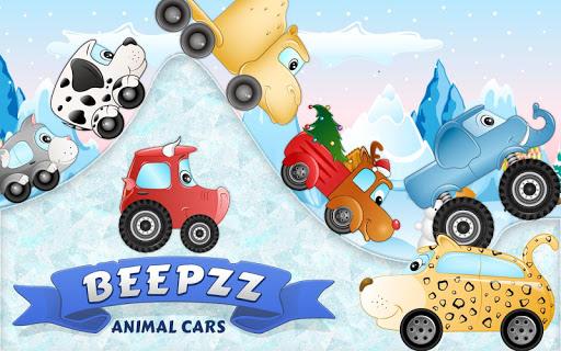 Kids Car Racing game Beepzz v3.0.0 screenshots 1