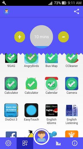 Kids Mode v screenshots 1