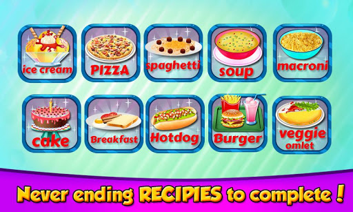 Kids in the Kitchen – Cooking Recipes v1.26 screenshots 2