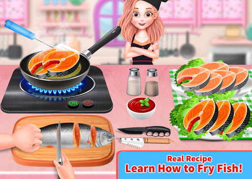 Kids in the Kitchen – Cooking Recipes v1.26 screenshots 5