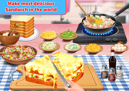 Kids in the Kitchen – Cooking Recipes v1.26 screenshots 7