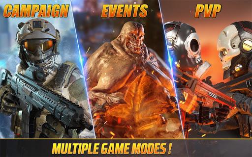 Kill Shot Bravo Free 3D FPS Shooting Sniper Game v9.1 screenshots 4