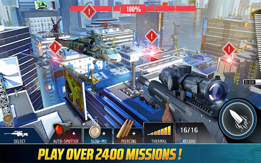 Kill Shot Bravo Free 3D FPS Shooting Sniper Game v9.1 screenshots 6