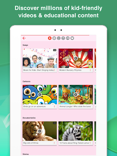 KinderMate Kids Videos v2.2.51 screenshots 10