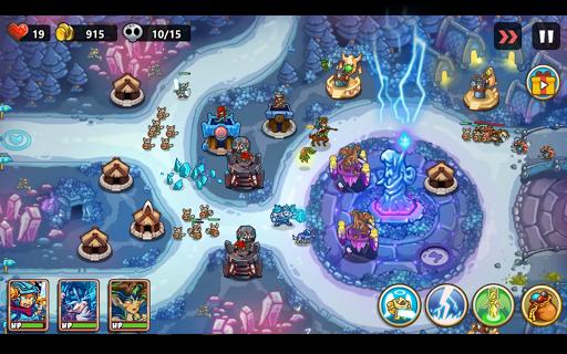Kingdom Defense The War of Empires TD Defense v1.5.7 screenshots 16