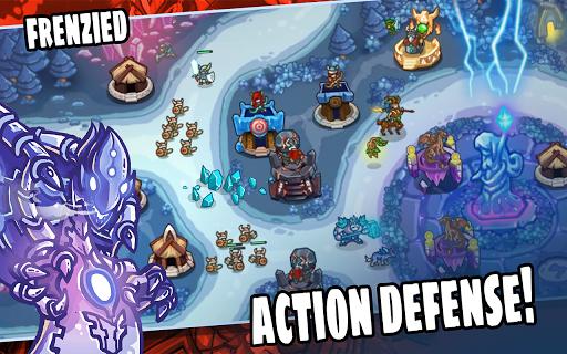 Kingdom Defense The War of Empires TD Defense v1.5.7 screenshots 2