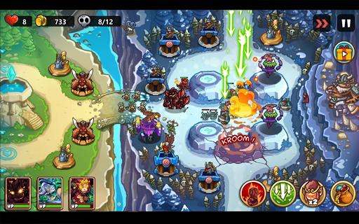 Kingdom Defense The War of Empires TD Defense v1.5.7 screenshots 23