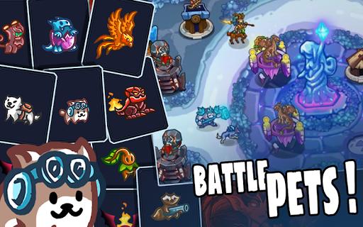 Kingdom Defense The War of Empires TD Defense v1.5.7 screenshots 4