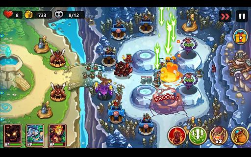 Kingdom Defense The War of Empires TD Defense v1.5.7 screenshots 7