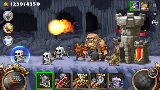 Kingdom Wars – Tower Defense Game v1.6.5.6 screenshots 2