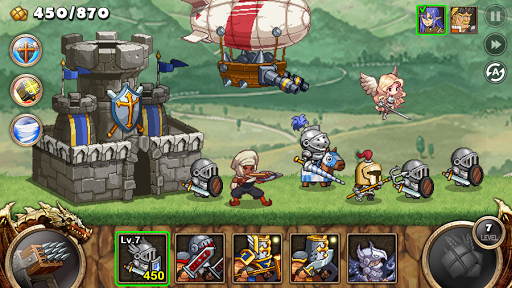 Kingdom Wars – Tower Defense Game v1.6.5.6 screenshots 9