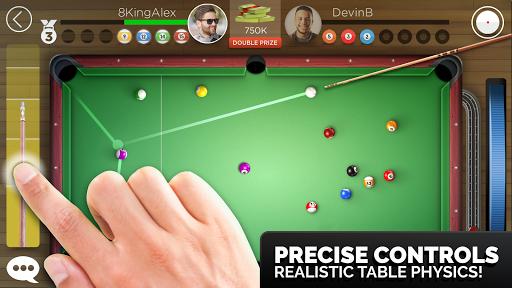 Kings of Pool – Online 8 Ball v1.25.5 screenshots 2