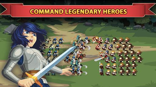 Knights and Glory – Tactical Battle Simulator v1.8.6 screenshots 1