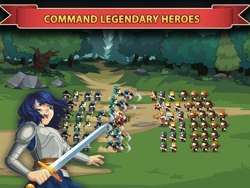 Knights and Glory – Tactical Battle Simulator v1.8.6 screenshots 17